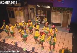 Murgas Carnaval de Badajoz 2016: Yo no salgo en Semifinales