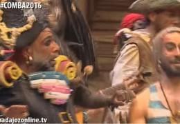 Murgas Carnaval de Badajoz 2016: Las Leyenda de los Desertores  en Semifinales