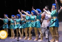 Concurso de Murgas Infantil del Carnaval de Badajoz 2016