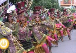 Desfile de Comparsas del Carnaval de Badajoz 2016