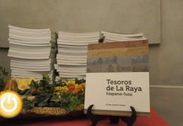 Moisés Cayetano presenta su libro 'Tesoros de la Raya'