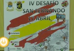Un millar de deportistas participarán en el IV Desafío San Fernando