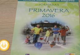 Una primavera llena de actividades para los mayores de Badajoz