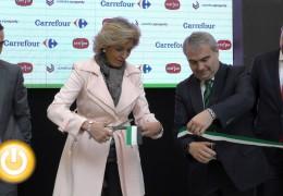 El centro comercial Carrefour Valverde reinaugura sus instalaciones