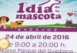 Badajoz celebra el 24 de abril el Día de la Mascota
