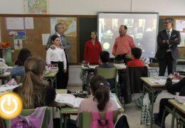 Los escolares abren sus ojos a Badajoz