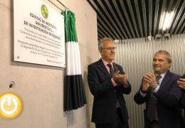 Comienza a funcionar el Edificio de Institutos Universitarios de Investigación de Badajoz