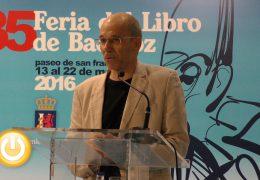 Pregón Feria del Libro de Badajoz 2016