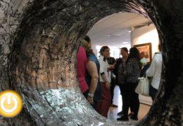 Inaugurada la exposición de obras de la UPB