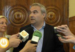 La Junta plantea ampliar la residencia de La Granadilla en vez de construir una nueva