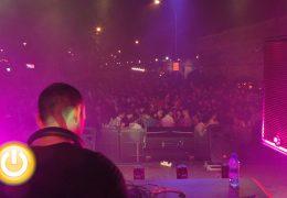 Los Palomos reúnen a más de 25.000 personas