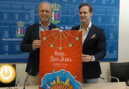 'Aire de Feria' ilustrará el cartel de San Juan 2016