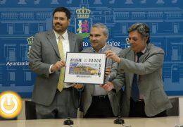 La Alcazaba ilustrará 5,5 millones de cupones de la ONCE