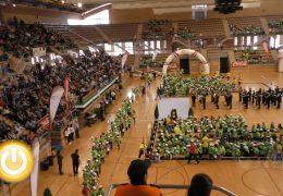 Ceremonia de clausura de las Escuelas Deportivas Municipales