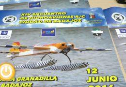 El XIV Encuentro de hidroaviones llega este fin de semana a Badajoz