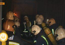 Fragoso propone ampliar el número de efectivos del servicio municipal de bomberos