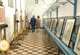 Puertas abiertas en la escuela de artes y oficios