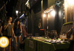 Badajoz celebró una nueva edición de la Shopping Night