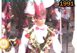 Te acuerdas: Concurso Murgas Carnaval 1991 parte II