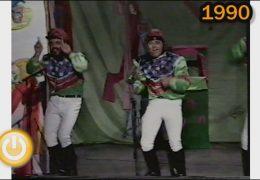 Te acuerdas: Concurso Murgas Carnaval 1990