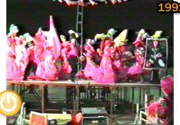Te acuerdas: Carnavales 1991 comparsa Caribe