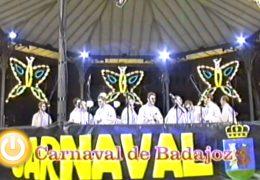 Te acuerdas: Carnaval de Badajoz de 2003, vídeo promocional
