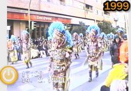Te acuerdas: Desfile de Comparsas 1999