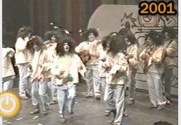 Te acuerdas: Concurso de Murgas 2001 preliminares
