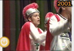 Te acuerdas: Resumen Carnaval 2001