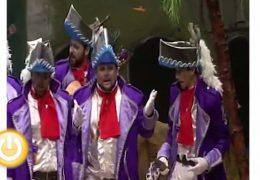 Murgas Carnaval de Badajoz 2010: Los Repescas en preliminares