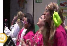 Murgas Carnaval de Badajoz 2010: Las Nenukas en preliminares