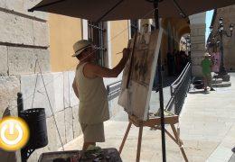 Artistas llegados de toda España plasmarán el Casco Antiguo de Badajoz