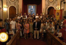 Estudiantes de diversos países eligen Badajoz como destino de Erasmus