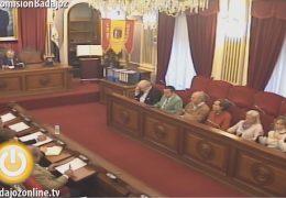 Comisión informativa de Salud y Medio Ambiente del Ayuntamiento de Badajoz