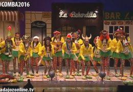 Murgas Carnaval de Badajoz 2016: Yo no salgo en preliminares