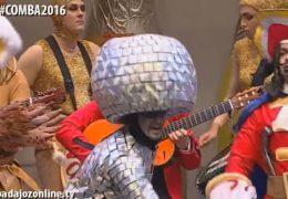 Murgas Carnaval de Badajoz 2016: Los Espantaperros en preliminares