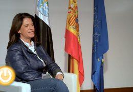 Entrevista a Paloma Morcillo Valle