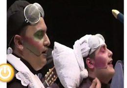 Murgas Carnaval de Badajoz 2010: Los Enreaores en preliminares