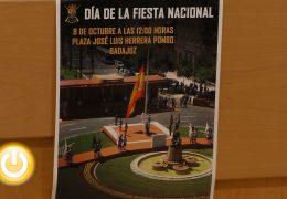 200 militares participarán en el Día de la Fiesta Nacional en Badajoz