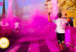 Badajoz se teñirá de colores con la Holi Run
