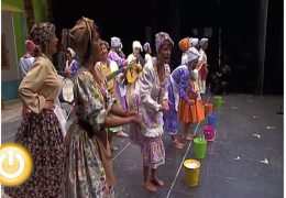 Murgas Carnaval de Badajoz 2010: La Galera en preliminares