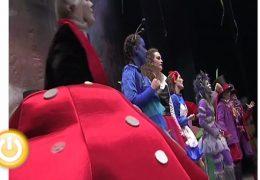 Murgas Carnaval de Badajoz 2010: Las Muguer Queen en preliminares