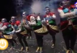 Murgas Carnaval de Badajoz 2010: Al Maridi en la final