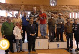 El Campeonato de petanca Ciudad de Badajoz tiene ganadores