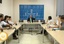 Borruel no asistirá a la junta de gobierno local hasta que no mejoren las relaciones