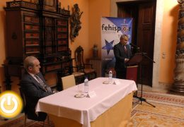 Badajoz presenta en Lisboa la próxima edición de Fehispor