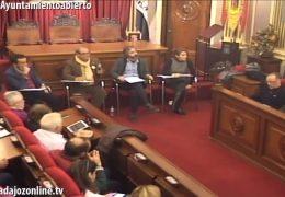 Sesión Ayuntamiento Abierto Noviembre 2016
