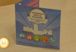 La Universidad Popular de Badajoz oferta 335 plazas en 20 cursos