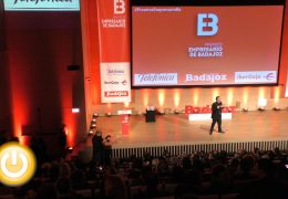 Manuel Vázquez, Premio Empresario de Badajoz