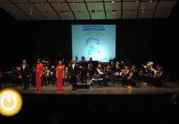 Concierto de la Banda Municipal por el Día de la Constitución